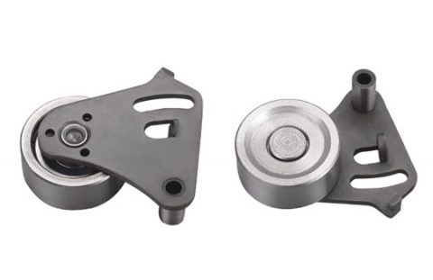Tensioner pulley,china huanqiu automobile components factory